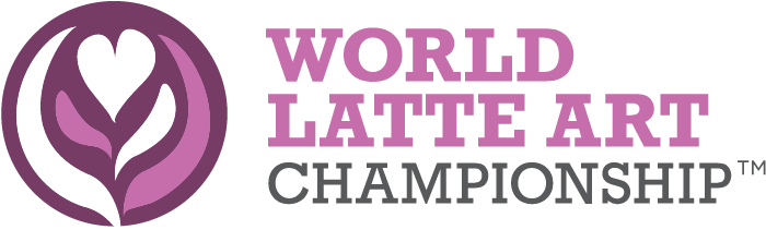 World Latte Art Championship Retina Logo